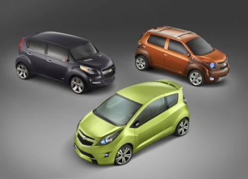Chevrolet Beat, Groove a Trax