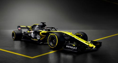 1 Renault R.S.18
