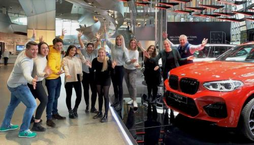 bmw-marketing-team