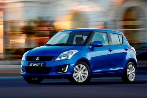 1 Suzuki Swift