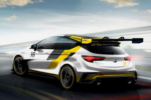 2 Opel Astra TCR
