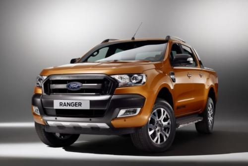 1 Ford Ranger Wildtrak