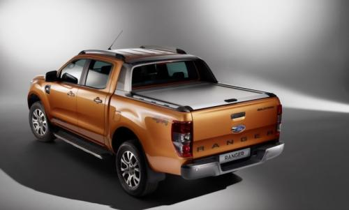 3 Ford Ranger Wildtrak
