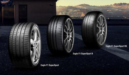 1 Goodyear Eagle F1 SuperSport